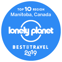 Lonely Planet. Region - Manitoba Canada